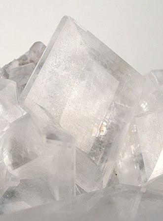 Evaporite - Calcite