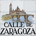 Calle de Zaragoza (Madrid) 01.jpg