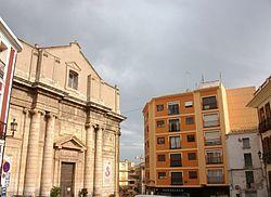 Callosa d'en Sarrià, Església de Sant Joan Baptista.JPG