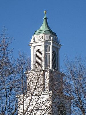 Boylston Market - Image: Calvary Methodist Church, Arlington MA IMG 2849
