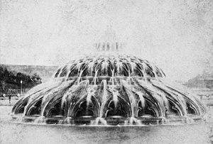 Bailey Fountain - 1873 dome fountain