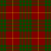 Cameron Erracht Weathered Heavy Weight Clan Family Tartan ...
