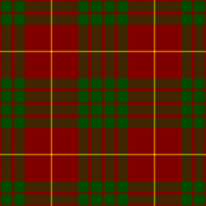Clan Cameron - Image: Cameron tartan (Vestiarium Scoticum)