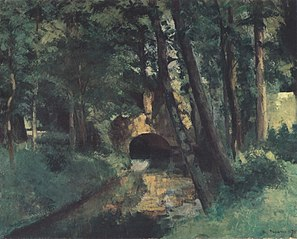 The Small Brigde, Pontoise