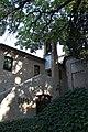Campana nel giardino della Tomba di Dante.JPG