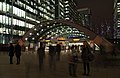 Canary Wharf tube station MMB 14.jpg