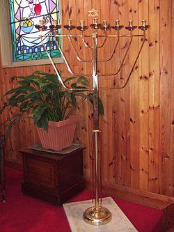 Juutalaisten Kynttelikkö