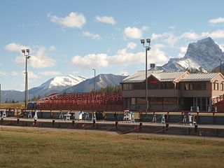 Canmore Nordic Centre Provincial Park
