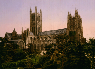 Archbishop of Canterbury - Image: Canterbury Cathedral