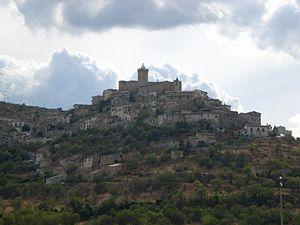 Capestrano - Image: Capestrano 2007 002