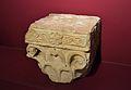 Capitell visigot de tradició bizantina, pla de Nadal, Museu de Prehistòria de València.JPG