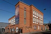Capitol Theater in Duesseldorf-Flingern-Sued, von Suedwesten.jpg