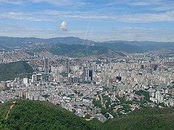 Caracas desde el ávila.jpg