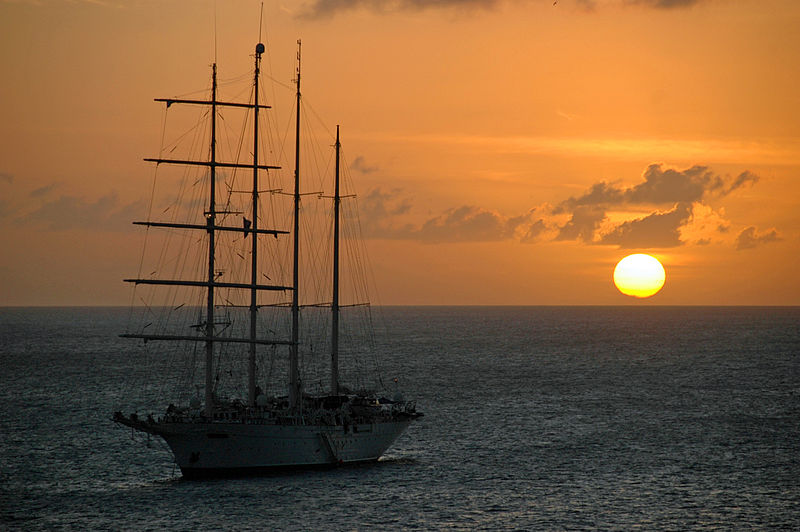 Αρχείο:Caribbean Sunset.jpg