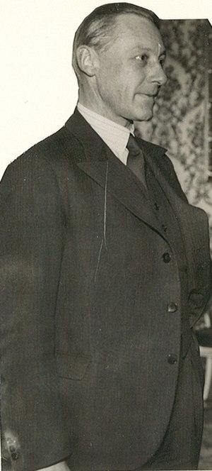 Carl Paaske - Carl Paaske, c. 1938