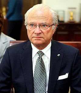 Carl XVI Gustaf of Sweden Senate of Poland.JPG