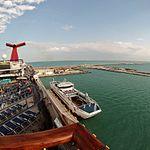 Carnival Freedom docked in Progreso Mexico.jpg