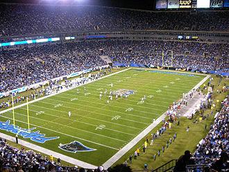 Piedmont Atlantic Megaregion - Bank of America Stadium