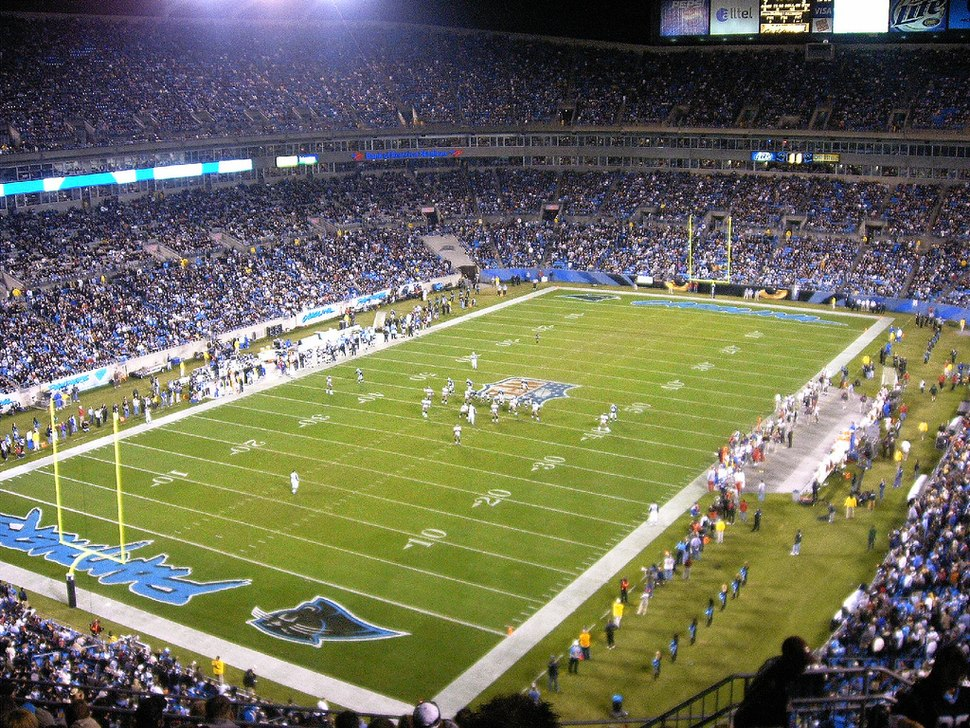 Carolina Panthers 24 Tampa Bay Bucanners 10