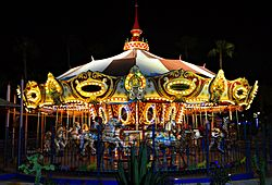 Carousel, 6th of October City, Egypt.JPG