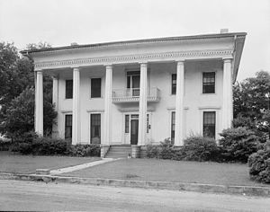 National Register of Historic Places listings in Tuscaloosa County, Alabama - Image: Carson Place
