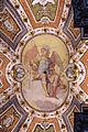 Casa buonarroti, camera degli angioli, soffitto di michelangelo cinganelli e aiuti, 1622-23, 03.JPG