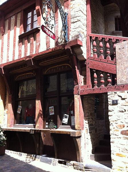 Casa en Rue Saint-Baudraire 5, Vitré.