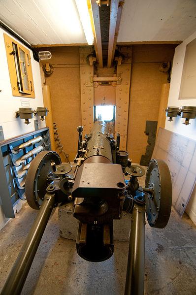 File:Casemate museum Kornwerderzand, Afsluitdijk (9788520173).jpg