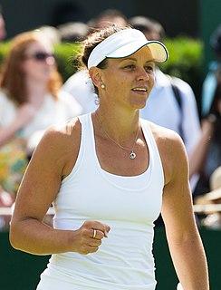 Casey Dellacqua Australian tennis player