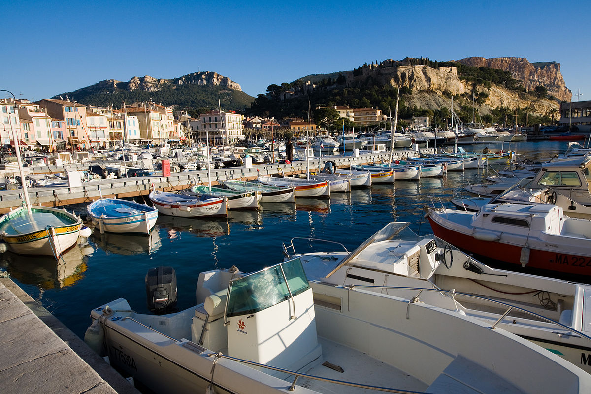 Cassis bouches du rh ne wikip dia for France piscine