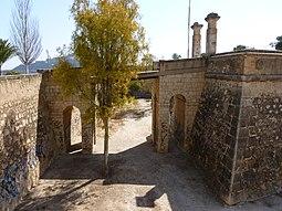 Castell de Sant Ferran (Alacant) 10.JPG