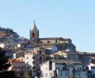Castelmauro Comune in Molise, Italy