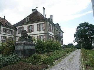 Hindelbank Castle castle in Switzerland