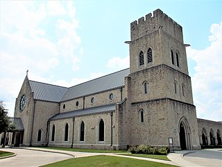 Cathedral of Our Lady of Walsingham (Houston) Church in Texas, United States