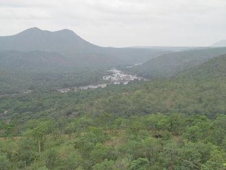 Cauvery Wildlife Sanctuary - Cauvery Wildlife Sanctuary landscape