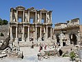 Celsus library in Ephesus.JPG
