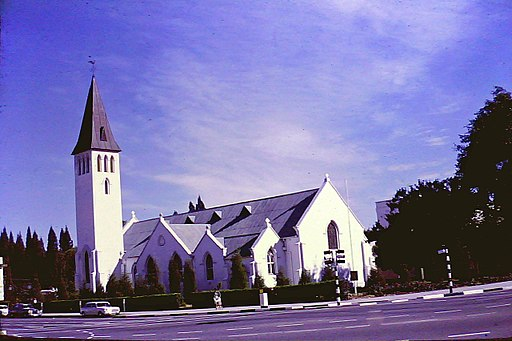 Central Presbyterian Church, Salisbury Rhodesia ca1975 6898191061