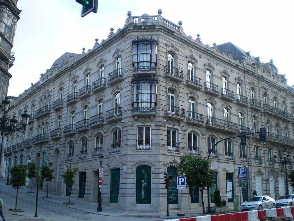Centro Social Caixanova