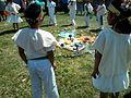 Ceremonia azteca de bienvenida a la primavera en Ayahualulco, Veracruz, México. 11.jpg