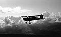 Cessna 140 NC89634 clouds (4730900882).jpg