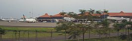 Soekarno-Hatta International Airport terminal 1
