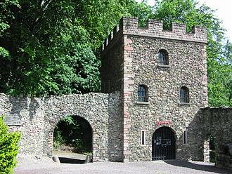 Schirmeck -  Musée dans les murs restaurés du Château