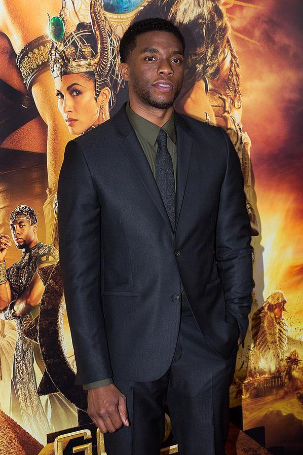 Chad Boseman