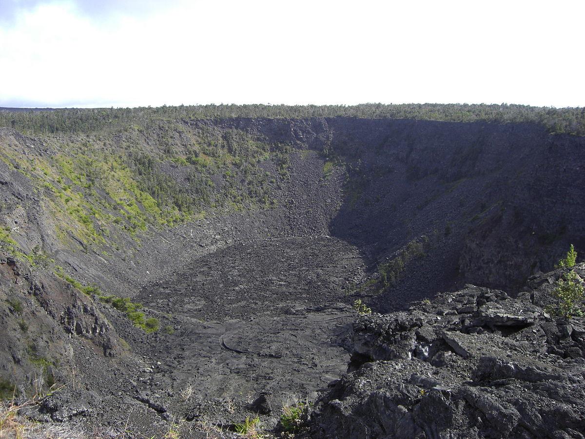 Pauahi Crater Wikipedia