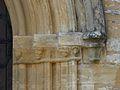 Chalagnac église portail chapiteaux (1) (1).JPG