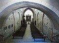 Chancelade abbaye nef 4.JPG