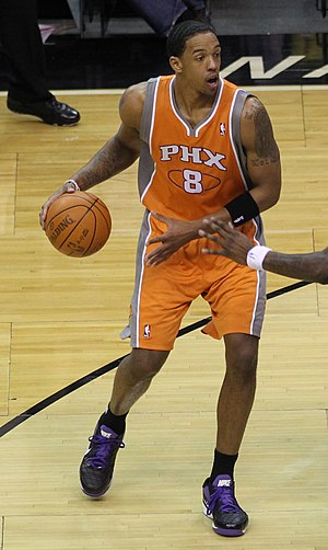 Channing Frye - Frye during his tenure with the Phoenix Suns