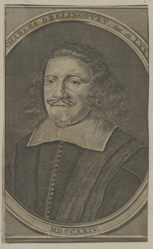 Charles Drelincourt - Image: Charles Drelincourt