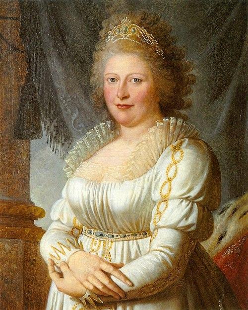 Charlotte mathilde von england
