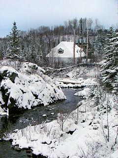 Englehart River river in Canada